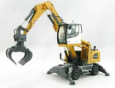 NZG 1001 LIEBHERR LH22 Mobile Material handler - Scale 1:50 - New 2019
