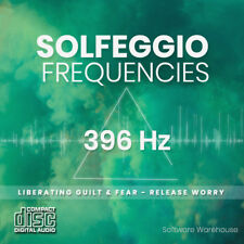 Solfeggio Healing Frequencies - 396 Hz Meditation CD - Mind and Body in Harmony