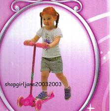Disney Princess - Royal Debut - Lean & Glide Scooter - 3 wheels - Brand new