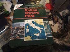 Imray Italian Waters Pilot Book (hardback)