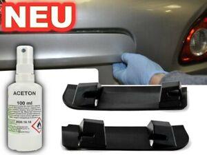 2x SUV Kofferraum Heckklappen Griff Reparatursatz Für Nissan Qashqai J10 +2
