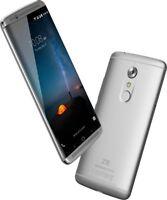 "ZTE Axon 7 grau 64GB LTE Dual Sim Android 5,5"" Smartphone ohne Simlock 20MPX"