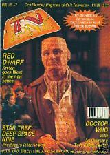 TV Zone#47 RED DWARF,UFO,STAR TREK DS9