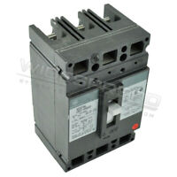 THED136100WL Molded Case 100A 600V Circuit Breaker 3Pole E150 Line THED Circuit