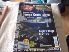 SCALE AVIATION MODELLER INTERNATIONAL MAGAZINE VOL 8 ISSUE 4 APRIL 2002