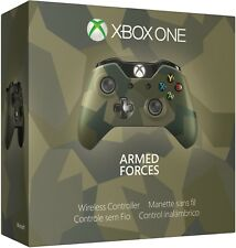 Xbox One Special Edition Armed Forces Wireless Controller Microsoft