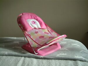Sommer  - Baby Bather Seat  For Infants Fits in Bath or Changing Bench