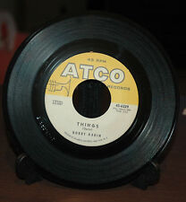 bobby darin things / Jailer Bring Me Water ( Fast Shipping )  NM condition