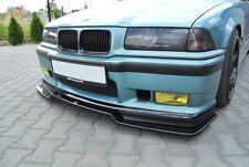 BMW E36 M3 Class 2 Frontspoiler hochgalnz schwarz Frontlippe Frontdiffusor FD2G