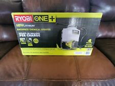 Ryobi Fogger Mister Backpack Disinfectant Chemical Sprayer Cordless Sanitize