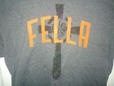 Men's WWE Authentic Fella Sheamus T-Shirt Extra Large Tough Lauch XL WWF