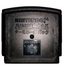 NINTENDO 64 N64 JUMPER PAK NUS-008 Genuine ( FAST & FREE SHIPPING )