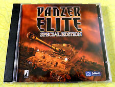 Panzer Elite: Special Edition ~ PC CD Rom Game ~ Tank War Computer Video Game