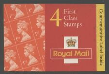 Great Britain 199 £1.04 Rugby World Cup booklet SG# HB18 NH