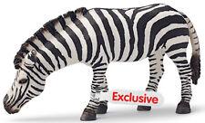 Schleich 14609 wild Life Zebra Grasend