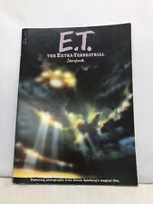 ET Extra Terrestial Storybook Movie Pictures Spielberg