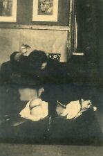 Histórica erotismo-postal ungelaufen señora golpe en po bdms fetiche