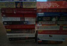 Sandra Brown paperback lot 19 novels Romance Suspense Thriller