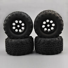 For 1/8 Monster Truck 4 PCS Tire Wheel Rim TM E5 E63 Traxxas Summit E-Revo 26403