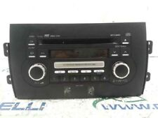 3910180JA SISTEMA AUDIO / RADIO CD SUZUKI SX4 RW 2006 1202374