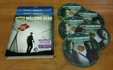 The Walking Dead: Complete Fourth Season (Blu-ray, 5-Disc Set) 4 tv show series