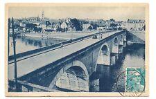 bergerac  le grand pont sur la dordogne