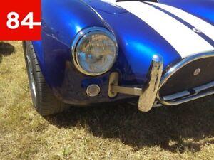 AC Cobra Shelby Ace 260 289 427 428 Sc Headlight US Eu E-Certified Refit +