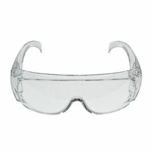 Im Set 2x Schutzbrille, Arbeitsschutz auch für Brillenträger geeignet