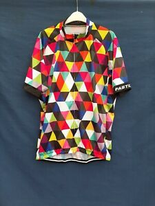 MENS ADULTS QUICK DRY Cycling Jersey  Size 4xl PIT 2 PIT 62CM