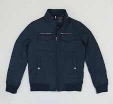 Tommy Hilfiger Men Utility Bomber jacket size Small new...