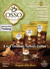 8 in 1 OTTOMAN TURKISH GROUND COFFEE  250 gr / 8.81 oz BEST QUALITY