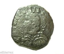NAPOLI (Filippo IV di Spagna) Tornese 1638,GA/C-avanti 8