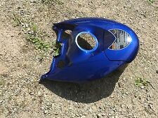 Polaris MSX 110 140 150 Front Cowl with storage BLUE! PERFECT! FRESHWATER!