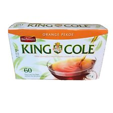 King Cole Orange Pekoe Tea 60 Bags 227g Canada Barbours New Brunswick