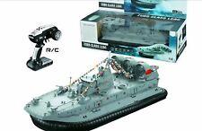 HG-C201 1/110 2.4Ghz 3 Ch  2212 Brushless Motors land sea Hovercraft RC Boat USA