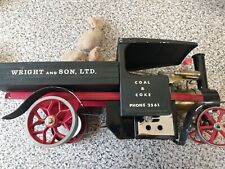 Mamod Steam Wagon.