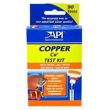 API Copper Liquid Water Test Kit for Freshwater and Marine Aquariums CU