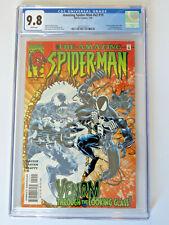 AMAZING SPIDER-MAN V.2 #19 (7/00) CGC 9.8 #460 VENOM APP