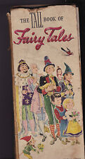 The Tall Book of Fairy Tales by William Sharp 1947 HC