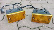 Mercedes SL/SLC R/C W 107 380 450 500 560 AMG OEM ULO US/USA Spec Turn Signals