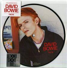 """David Bowie, TVC15, NEW/MINT Ltd edition PICTURE DISC 7"""" vinyl single RSD 2016"""