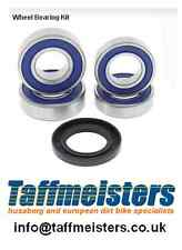 Husaberg Wheel Bearing and Seal Kit Rear. Super Moto 06 - 08  Cush Drive
