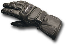 1 PAIR GTH 791 KEVLAR WATERPROOF MOTORCYCLE GLOVES, X-LARGE [70629]