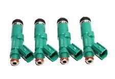 Fit 04-06 Scion xA xB 00-05 Echo 01-09 Prius 23250-21020 4 Pieces Fuel Injectors