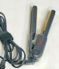 "Mini CHI Ceramic Hair Straightener Flat Iron Travel Size 1 1/4"" Model GF1001TI"