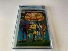 MARVEL SUPER-HEROES 18 CGC 7.0 ORIGIN & 1ST GUARDIANS OF THE GALAXY MARVEL 1969