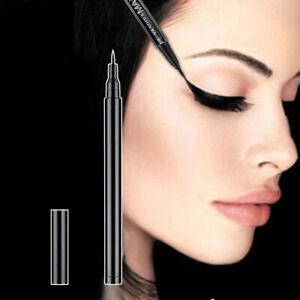 Fashion Waterproof Eyeliner Black Liquid Eye Pencil Liners Brown Timeproof