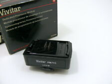 Vivitar dedicated processor module for Yashica /Contax.