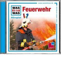 WAS IST WAS - FEUERWEHR (EINZELFOLGE)  CD NEU