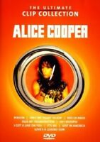 ALICE COOPER 'THE ULTIMATE CLIP COLLECTION' DVD NEW+